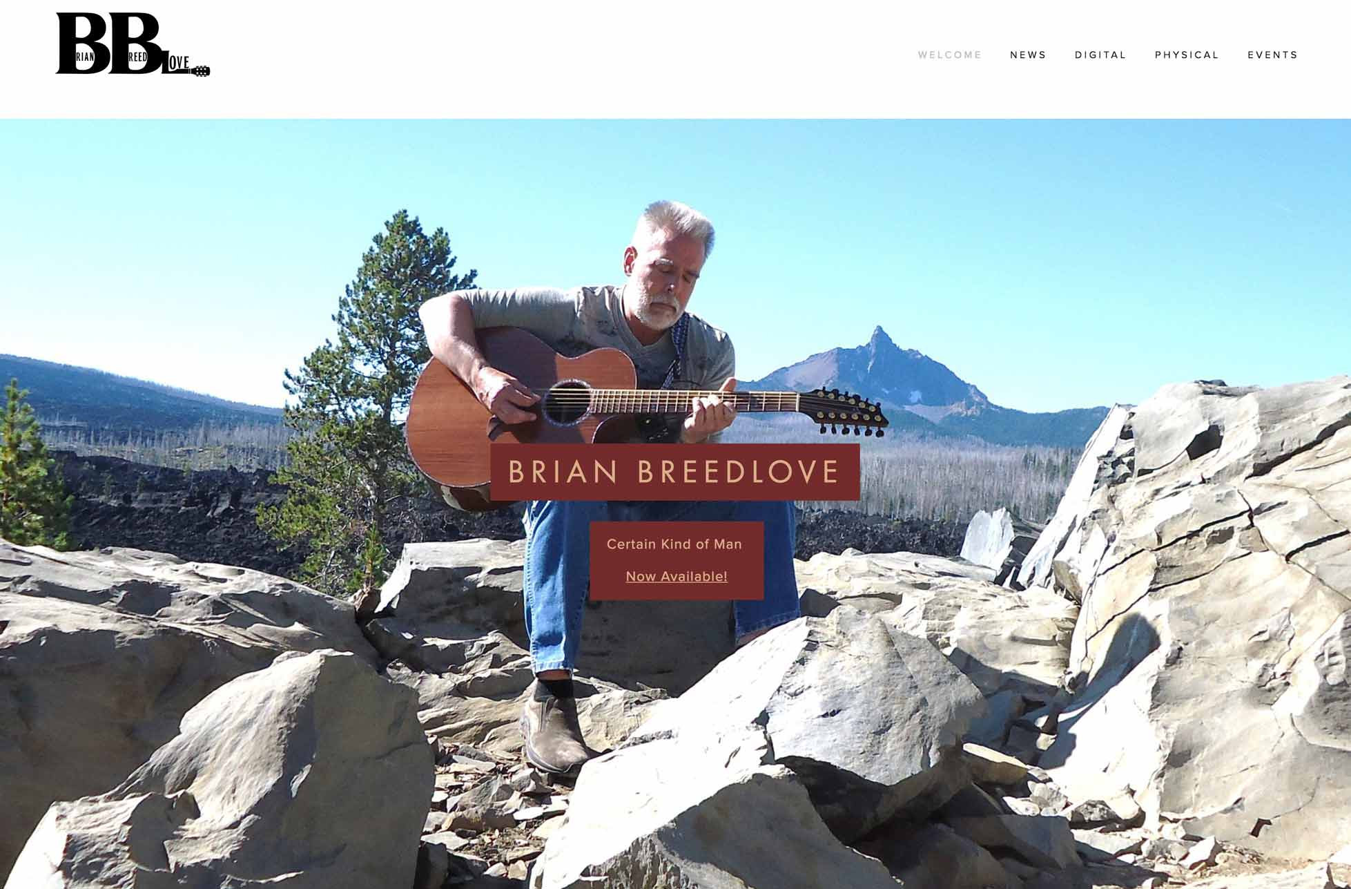 Brian Breedlove Music