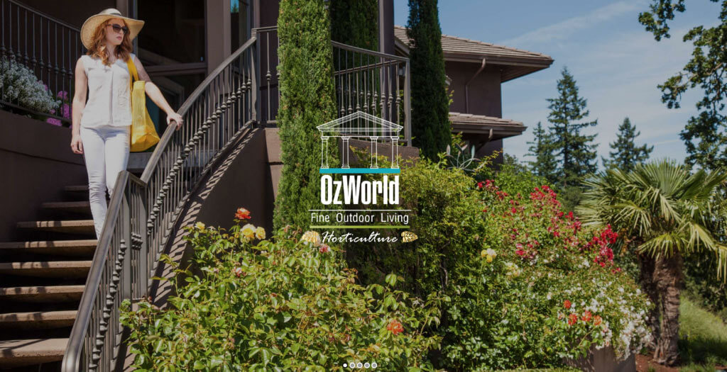 Oz World Website