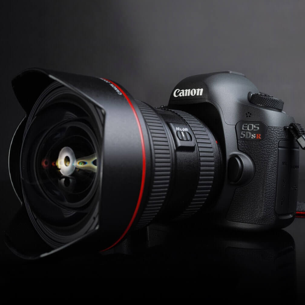 New Equipment Added (Canon 5DSR)