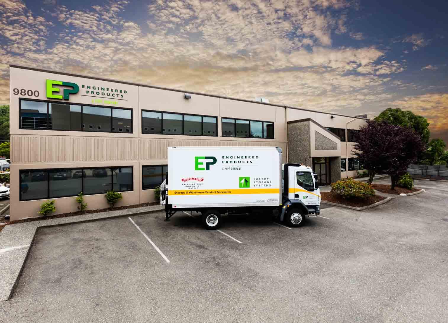 Case Study: Papé Warehouse Design Center