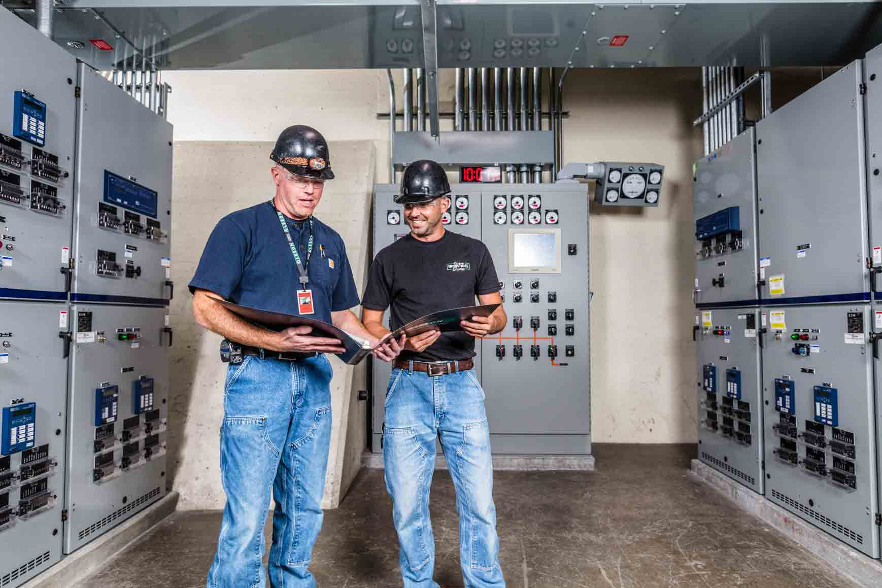Case Study: Olsson Industrial Electric