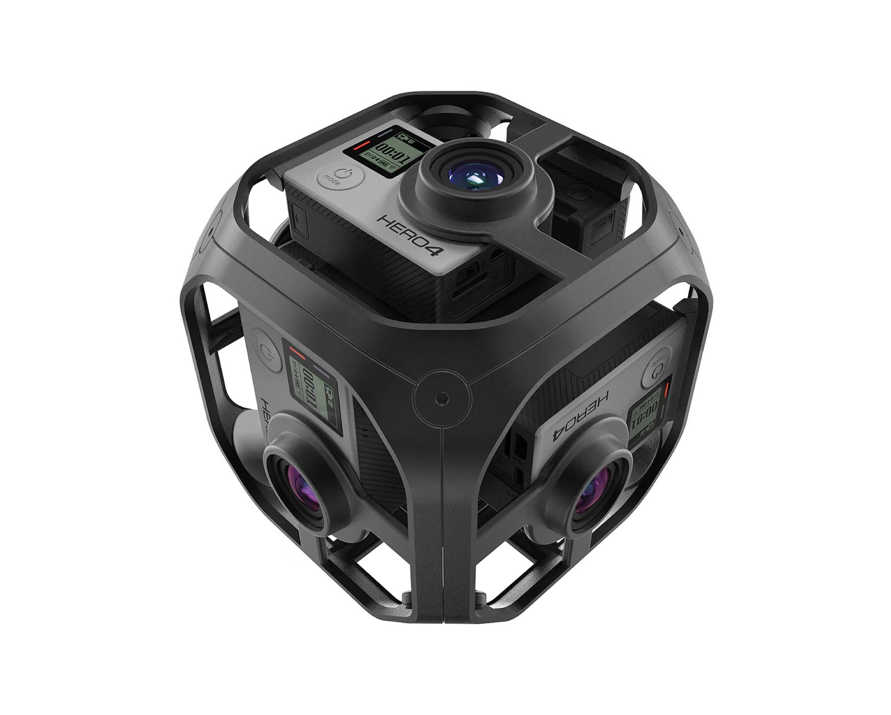 GoPro Omni Virtual Reality System