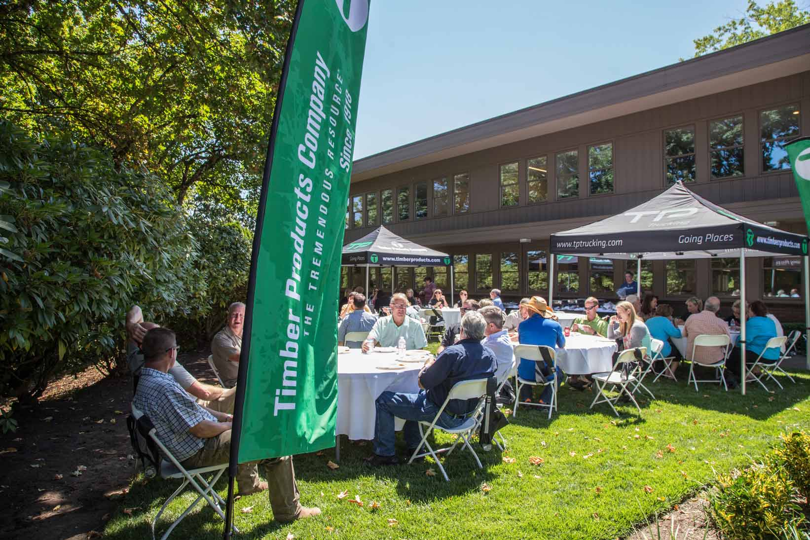 Timber Products Company BBQ